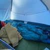 モンベル ダウンハガー 800 #3 で寒がりでも秋冬の寒さに耐えられるのか検証