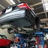 3Dアライメント@BMW E91