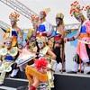 上野台湾フェス 食べ物ブームと台湾文化。八家将と電音三太子