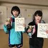 【 試合結果 】泉区卓球協会会長杯争奪卓球大会