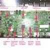USB-Cドック (StarTech.com MST30C2DPPD)を分解してみた(2/2)