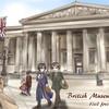 【観光】英国一人旅 16 / 大英博物館で推しと対面する 5月26日