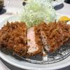 神田ランチ 会議飯は疲労回復の為にビタミンB1必要でしょ!厚切りロースカツ定食を食べながらキャンプの防寒を考える。