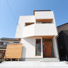『素材感と素朴感の家』②