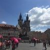 プラハとチェスキークロムロフ