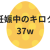 妊娠中のキロク【37w6d】