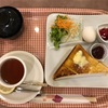 宿毛市   「花時茶」(はなどきちゃ) の 厚切りトーストモーニング と 日替わりランチ