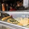 オーストリアで食べたもの。サンドイッチやピザが美味しい