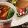 常温保存で備蓄にいい「野菜をMOTTO」野菜のレンジカップスープ 百貨店内にもお店がある安心のブランド
