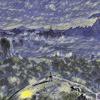 【AI×イラスト】『ゼルダの伝説 BotW』の風景をゴッホが描いたら スマホアプリ「deeparteffects」で遊んでみた