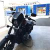 やっぱり潮風を浴びた後は洗車しないとね。バイク洗車にオススメの「ジャバ尼崎下坂部店」
