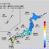 1か月予報ではまだまだ平年より寒そう!19~20日は南岸低気圧のコースに警戒!!