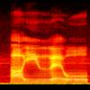 matplotlibでかっこいいスペクトログラム表示