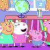 【完全無料の英語教材】 イギリス大人気アニメPeppa Pig(ペッパピッグ)日英スクリプト!episode6:The Playgroup プレスクール(イギリスでは主に2-4歳児が通う教育施設)