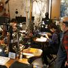 神戸市近辺の方々にお試し教室で彫金体験