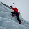 八ヶ岳・赤岳鉱泉アイスキャンディにてアイスクライミングに初挑戦した年末
