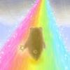 絵本の制作過程・細部(10) ~虹を歩いてみたいな~