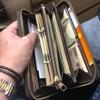 私の財布の中身♪