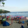 墾丁のビーチ2ヶ所と「フー ビン ホステル(Fu Bin Hostel)」