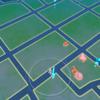 ポケモンGO ジムの位置が変わったり、消えたり、一列になったりする不具合の対策