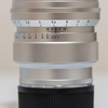 Voigtländer Vintage LineUltron 75mm F1.5 Aspherical を買うも不具合あり返品の巻