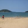 夏だ!!海だ!!海水浴に行ってきました。