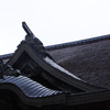 美しい茅葺屋根の古峯神社と雄大な古峰園