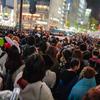 大混乱!?渋谷ハロウィンの様子を写真で振り返る