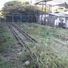 貨物線の廃線跡