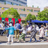 本場スウェーデンに先駆けて岡崎市で開催『北欧の夏至祭2018』