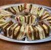 🚩外食日記(836)    宮崎ランチ   「ボンデリスベーカリー」★15より、【サンドイッチオードブル】‼️
