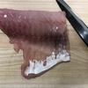 普通は生では食べないタラが生食用で売っていたので刺身を食べてみた