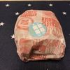 ダブルチーズバーガー パティ2倍 食べてみた!