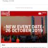 Marathon de Bordeaux Métropole 2019 (ボルドーメトロポールマラソン)開催延期