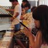 としまえんフィッシングエリア(釣り堀)レポート|ホームスクール