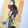 「肉筆浮世絵展」に行ってきました。 〜英泉のアバズレ美と、表装の美。