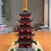 nanoblock製作記 NB-031 FIVE-STORIED PAGODA