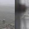 【台風情報】台風21号によって関西空港では駐機場やA滑走路が水没!関西空港の連絡橋にタンカーが衝突・各地で停電も!!