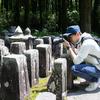 廃仏毀釈の跡に見る美 鹿児島の廃寺跡を探し歩く写真家・川田達也さん