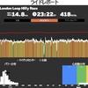 Zwift - WBR 1 Lap London Loop Hilly Race からの 30s / 30s