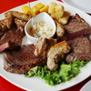 疲れた時は肉だな!成田市「テコテコ」でブラジル料理。