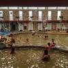 温泉の街!イスタパンで現地民と裸のお付き合いをして参ります