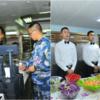 中国最初の航空母艦遼寧艦の船室の生活を公開