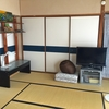社宅生活3年目のリビング(茶の間) テレビの位置について