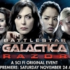 SFドラマ『ギャラクティカ』のもう一つの物語:『RAZOR/ペガサスの黙示録』
