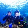 ♪青の洞窟&クマノミパラダイス体験ダイビング♪〜沖縄体験ダイビング恩納村♪