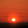 夜明け前の雲フェチ~その1
