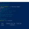 vSphere with Tanzu の「ワークロード管理」を PowerCLI で操作してみる。