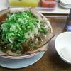 すき焼きラーメンちいふ@堀川御池 焼豚麺
