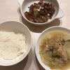 手羽元と白菜のとろとろスープ
